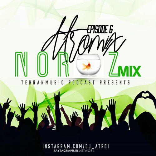 دانلود میکس جدید DJ ATRO1 بنام ATROMix قسمت شش