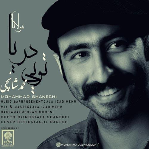 دانلود آهنگ جدید محمد شانچی بنام تویی دریا