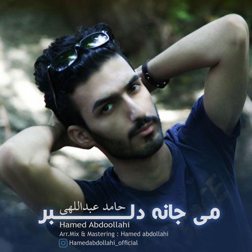 دانلود آهنگ جدید حامد عبداللهی بنام می جانه دلبر