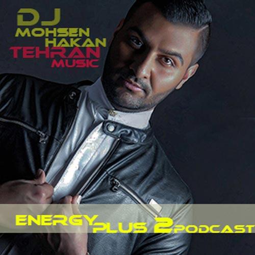 دانلود میکس جدید دی جی محسن حاکان بنام ENERGY PLUS 2