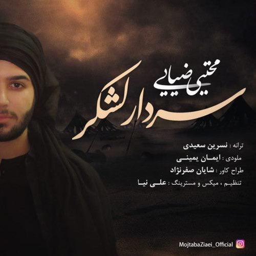 دانلود آهنگ جدید مجتبی ضیایی بنام سردار لشکر