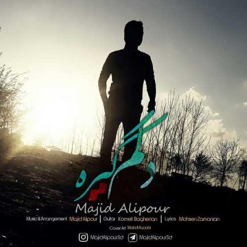 دانلود آهنگ جدید مجید علیپور بنام دلم گیره