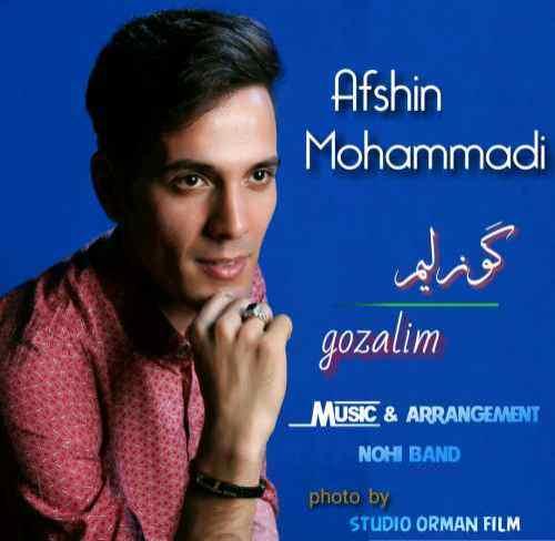 دانلود آهنگ جدید افشین محمدی بنام گوزلم
