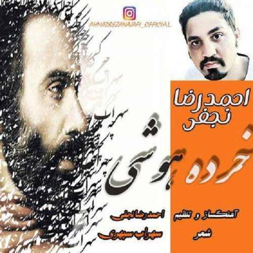 دانلود آهنگ جدید احمدرضا نجفی بنام خرده هوشی
