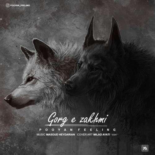 دانلود آهنگ پویان فیلینگ بنام گرگ زخمی
