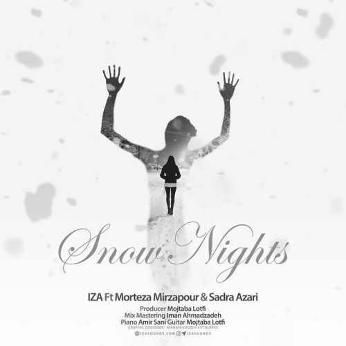 دانلود آهنگ جدید ایضا به همراهی مرتضی میرزاپور و صدرا آذری بنام شب های برفی