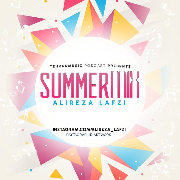 دانلود میکس جدید علیرضا لفظی بنام Summer Mix