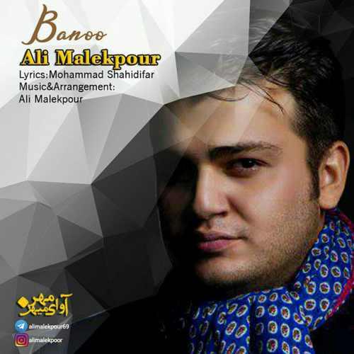 دانلود آهنگ جدید علی ملک پور بنام بانو
