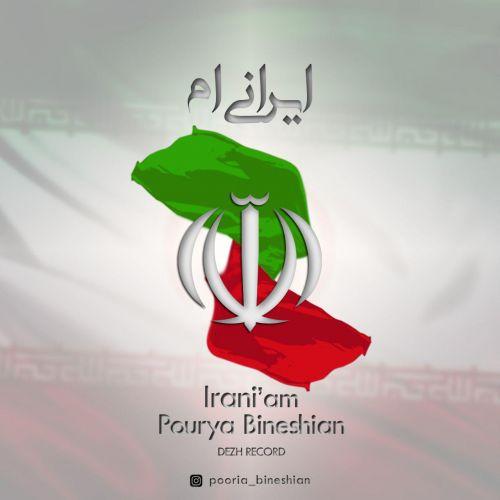 دانلود آهنگ پوریا بینشیان بنام ایرانیم