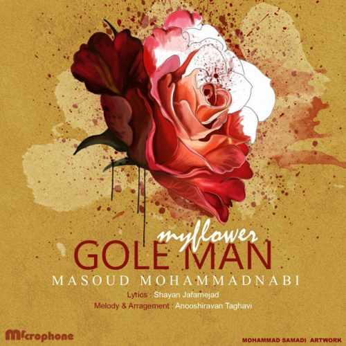دانلود آهنگ جدید مسعود محمد نبی بنام گل من
